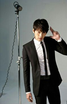 Hyun Bin ♡ one of my favorites!! hotness with the suit