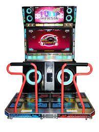 revolution arcade machine