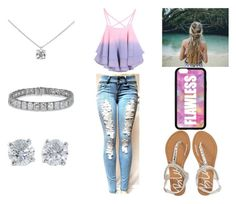 """""""Casual"""" by saraturveymusic on Polyvore"""