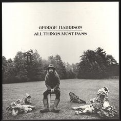George Harrison - All Things Must Pass (Vinyl, LP, Album) at Discogs