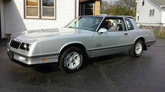 1987 Chevrolet Monte Carlo SS Sport Coupe