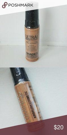 Luminess Airbrush Makeup Luminess Ultra Airbrush Foundation Shade 5 Luminess Makeup Foundation