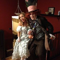 50+ Adorable Disney Couples Costumes - Popsugar - Alice and Mad Hatter