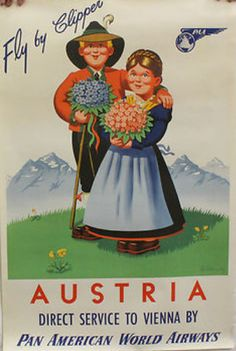 Austria - Pan Am