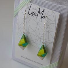Ayano Origami Earrings. $20.00 Collages, Origami Jewelry, Kirigami, Unique Jewelry, Handmade Gifts, Earrings, Etsy, Paper, Jewerly