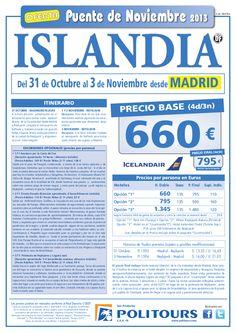 Puente de los Santos ISLANDIA, salida 31/10 desde Madrid (4d/3n) p.f. 795€ - http://zocotours.com/puente-de-los-santos-islandia-salida-3110-desde-madrid-4d3n-p-f-795e/