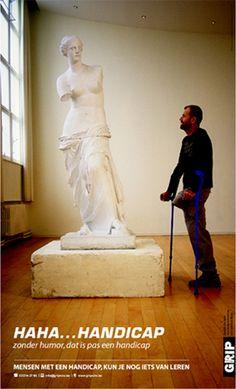 La Venus de Milo está considerada obra de arte y canon de belleza a pesar de la ausencia de brazos ... paradojas..