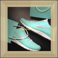 Nike Tiffany Blue Nikes Free 2012 Running Shoes Silver Womens