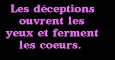 Citations option bonheur: Citation sur la déception