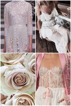 SS'18 Fashion Board Fashion Boards, Lace Wedding, Wedding Dresses, 18th, Spring Summer, Fashion Trends, Bride Dresses, Bridal Gowns, Weeding Dresses