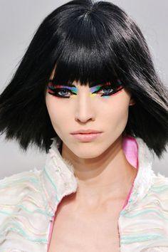 Halloween Makeup Inspiration From Runway | Chanel
