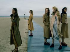 Playing it cool, Annie Leibovitz, Vogue, September 2014