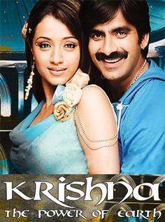 Krishna Telugu Movie Online - Ravi Teja, Trisha Krishnan, Raghu Babu, Kadhal Dhandapani, Sayaji Shinde and Mukul Dev. Directed by V.V. Vinayak. Music by Chakri. 2008 [UA] ENGLISH SUBTITLE