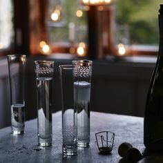 Avery Prosecco Glasses, Set of Four