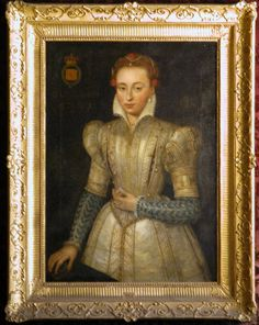 Unknown lady called Mary, Queen of Scots, c.1530 - 1569, by an unknown painter, possibly French