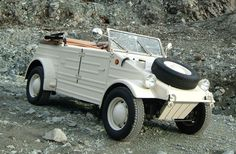 Volkswagen Kübelwagen -- You know, for those days when you want to go traipsing around the desert like Rommel.