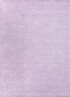 Wool and Viscose Material carpet in Purple color