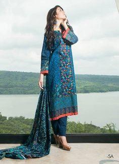 Firdous Cloth Mills New Winter Dresses 2013-2014 for Women
