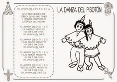 CANTORES INFANTILES: INDIOS. DANZA DEL PISOTÓN. Reserva India, Kids Songs, Musicals, Dance, Activities, Comics, History, Crafts, Native Americans