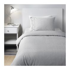 For guest bedroom-NYPONROS Duvet cover and pillowcase(s) - Twin - IKEA