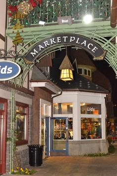 Marketplace in Gatlinburg - A great place to stop and shop!