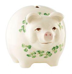 Irish Pig, Farmhouse Belleek China