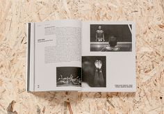 DIE GROSSE 2015 - Exhibition Catalogue on Editorial Design Served