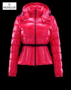 Doudoune Moncler Pas Cher Femme Bea Rouge Winter Coat, Jackets For Women,  Coats For 8d8067c7d24