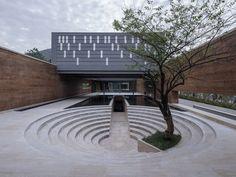 Gallery of SanBaoPeng Art Museum / DL Atelier - 1