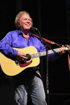 Find DON MCLEAN in our catalog: http://highlandpark.bibliocommons.com