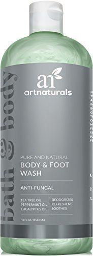 ArtNaturals Essential Bath and Body Wash Tea Tree, Peppermint - http://freebiefresh.com/artnaturals-essential-bath-and-body-wash-review/