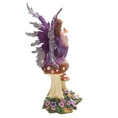 Wholesale Fairy Figurines | Secrets of the Forest Fairy - Flora & Fauna Fairy Statues, Fairy Figurines, Forest Fairy, Flora And Fauna, Stationery, Christmas Ornaments, Holiday Decor, Gifts, Woodland Fairy