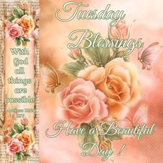 Tuesday Blessings, Have A Beautiful Day day good morning tuesday tuesday quotes tuesday blessings tuesday images good morning tuesday tuesday quote images Tuesday Quotes Good Morning, Good Morning Sister, Happy Tuesday Quotes, Good Morning Prayer, Morning Greetings Quotes, Good Morning Friends, Good Morning Good Night, Weekend Quotes, Sunday Quotes