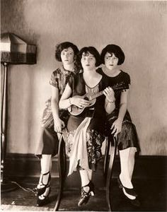 "The Boswell Sisters - My Favorite Song - ""Gee, But I'd Like To Make You Happy"""