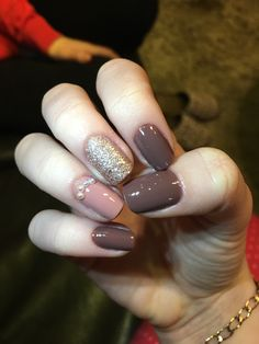 Nail art Christmas - the festive spirit on the nails. Over 70 creative ideas and tutorials - My Nails Stylish Nails, Trendy Nails, Cute Nails, Oval Nails, Pink Nails, My Nails, Perfect Nails, Gorgeous Nails, Dream Nails