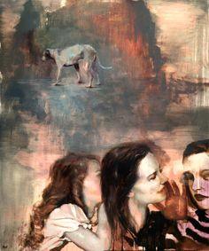 Honor System, 24 x 20 oil painting. Joshua Flint.  joshuaflint.com