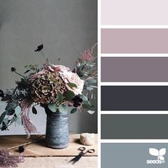 SnapWidget | today's inspiration image for { still life hues } is by the talented @aquietstyle ... thank you, Emma, for another absolutely incredible + *inspiring* #SeedsColor photo share!