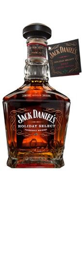 Jack Daniels Holiday Select 2013 Tennessee Whiskey,