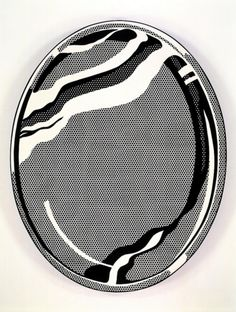 Roy Lichtenstein, Mirror 1, 1969  (by Will Simpson)