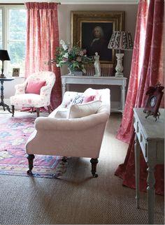 Kate Foreman (English textiles & fabrics)