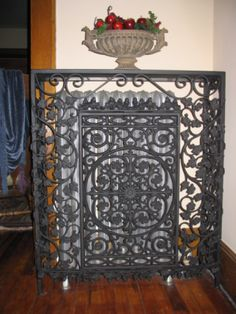 AIRMET - Metalworks, Fabrication of Exquisite Decorative Wrought Iron Fence, Custom Gates, Balconies and Fireplaces, Wrought Iron Gates, Wrought Iron Fences, Custom Metal Works for New Jersey, New York and Connecticut - AIRMET Metalworks http://airmetmetalworks.com