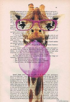 Hey, I found this really awesome Etsy listing at https://www.etsy.com/pt/listing/209465436/happy-giraffe-with-bubblegum-pop-funny