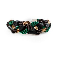 Boho Star  Four coloured Plain Bracelet braided  knot by dunord