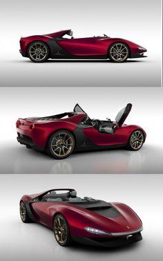$3 million – Ferrari Pininfarina Sergio