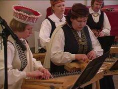 Teiksma - Jūrā gāju naudas gūt (beautiful Latvian folk song)
