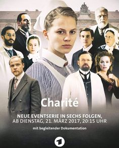 With Alicia von Rittberg, Mala Emde, Maximilian Meyer-Bretschneider, Ulrich Noethen. The series describes the accomplishments of several famous German physicians and scientists at the prestigious Charité hospital in Berlin towards the end of the century. Alicia Von Rittberg, Netflix, Tv Series 2017, Love French, Tv Times, French Films, Best Tv, Movies And Tv Shows, Actors & Actresses
