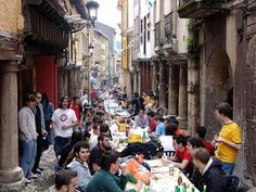 Fiesta del Bollo Avilés