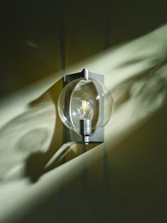 The Pluto wall sconce from Hubbardton Forge combines Early Electric and Cosmic styles. Wall Lights, Clear Glass, Lamp, Light, Wall Sconce Lighting, Sconces, One Light, Bulb, Large Wall