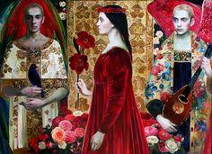 Olga Suvorova, Annunciation