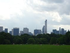 New York Central Park looking South!